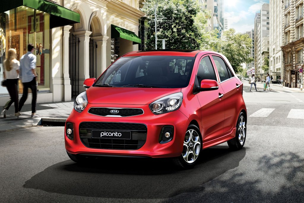 Kia Philippines Updates Picanto For 2015 Philippine Car