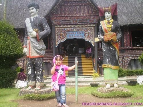 Museum Rumah Gadang Baanjuang Bukittinggi | Wisata Adat Ranah Minang