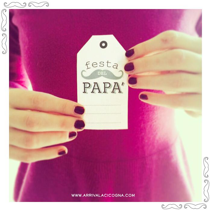 printables festa del papa'