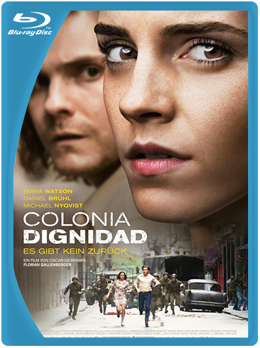Colonia (2015) BrRip 720p Latino