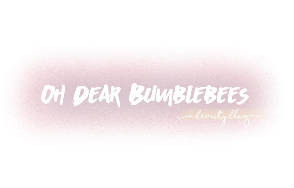 Oh Dear Bumblebees