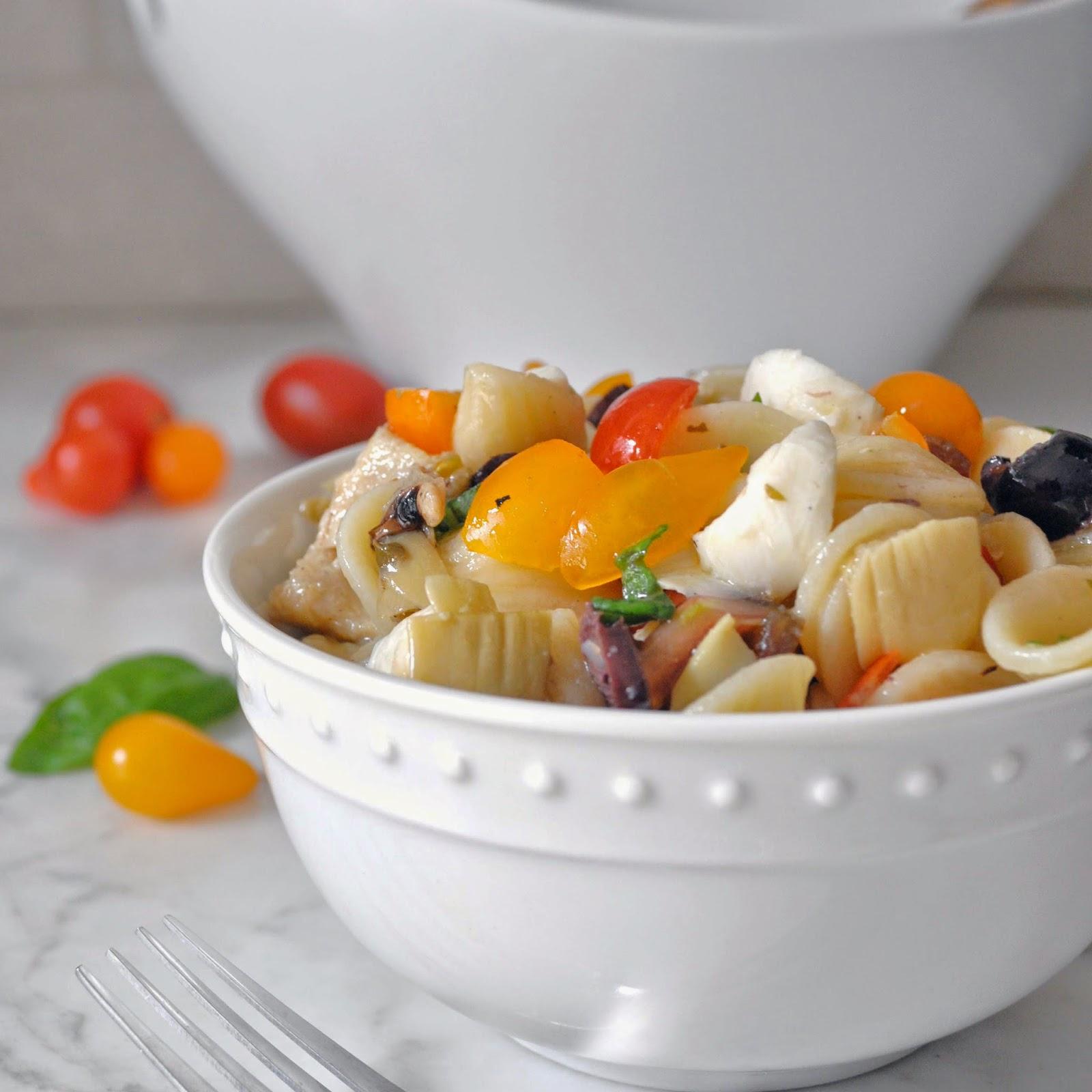 recipe: marinated artichoke hearts pasta [26]