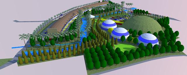 Site Plan Alam