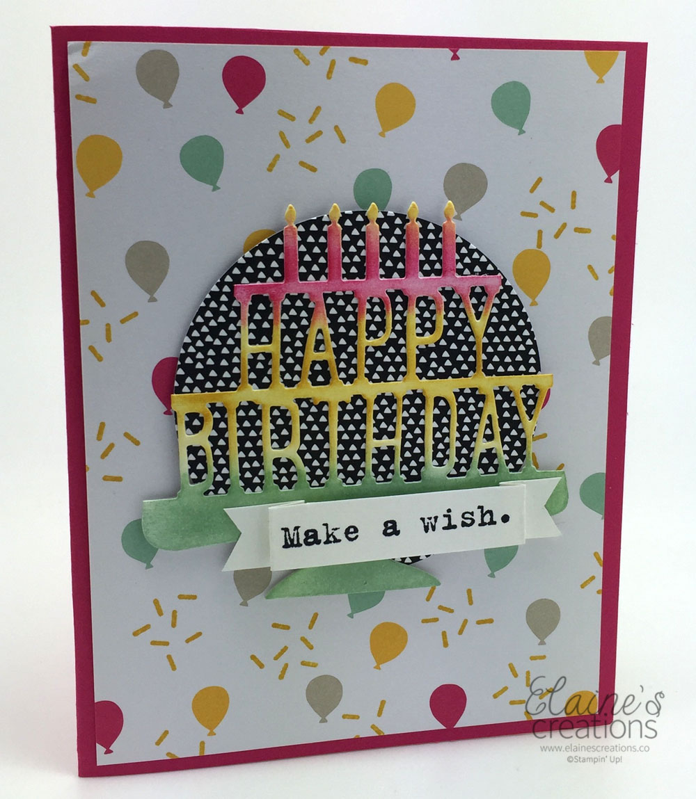 Elaines creations party with cake pop up birthday card party with cake pop up birthday card bookmarktalkfo