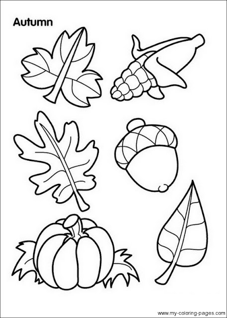 Autumn Coloring Pictures4