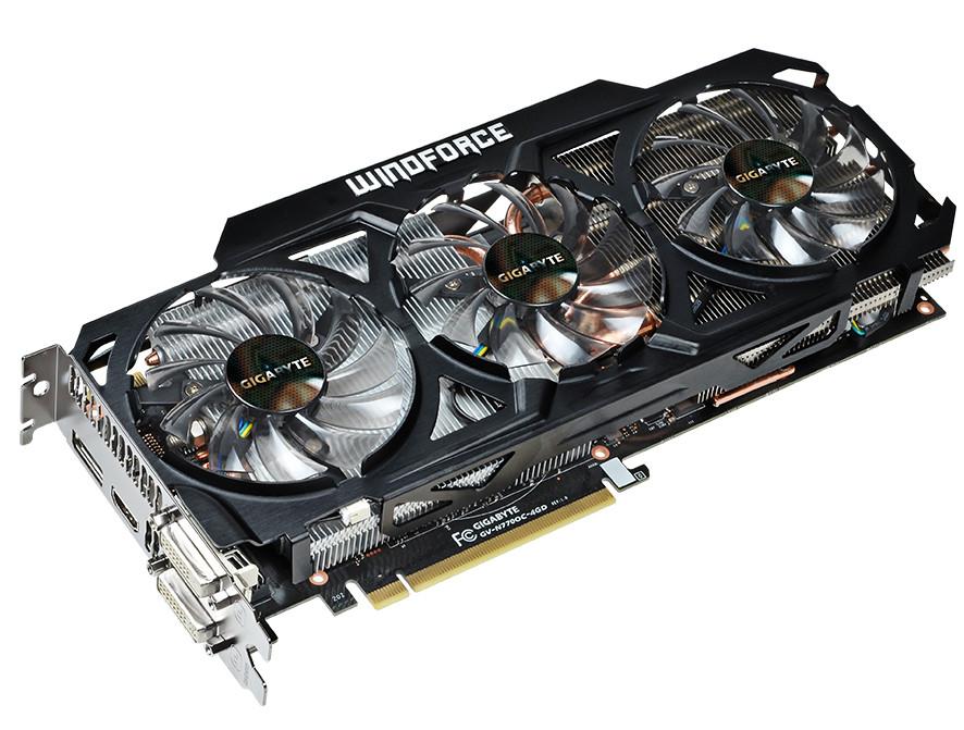 GeForce GTX 770 WindForce 3X