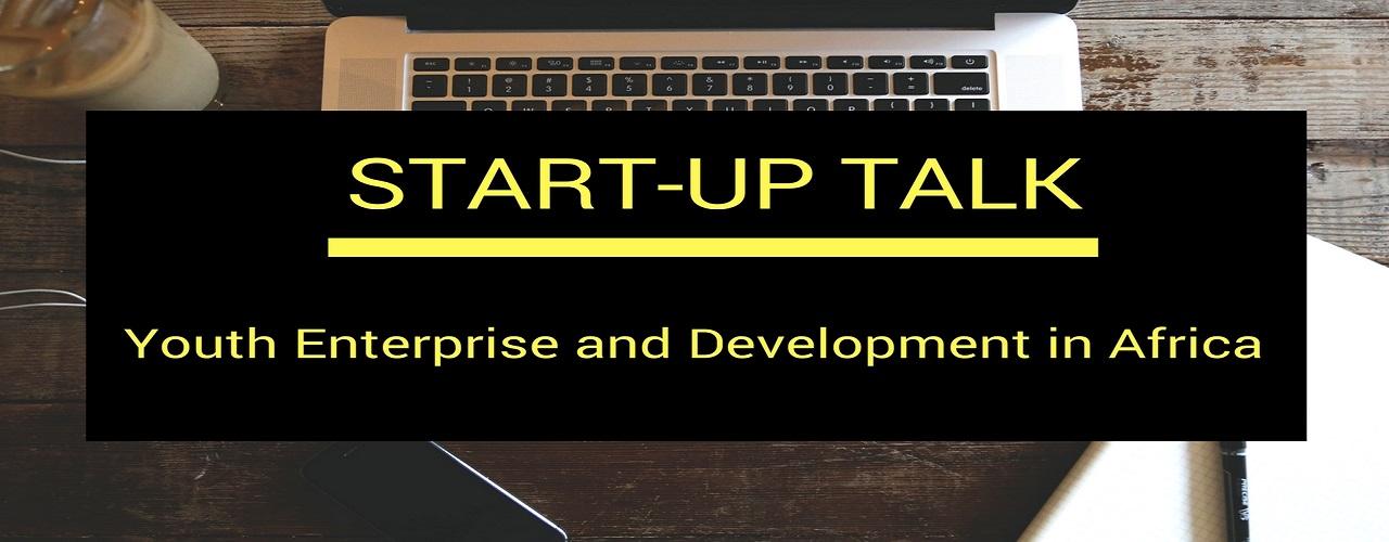 Start Up Talk