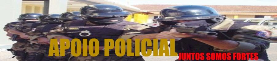 APOIO POLICIAL
