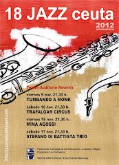 XVIII festival de jazz de Ceuta
