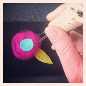 Reciclatex Cómo hacer una aguja para fieltro sencilla en casa