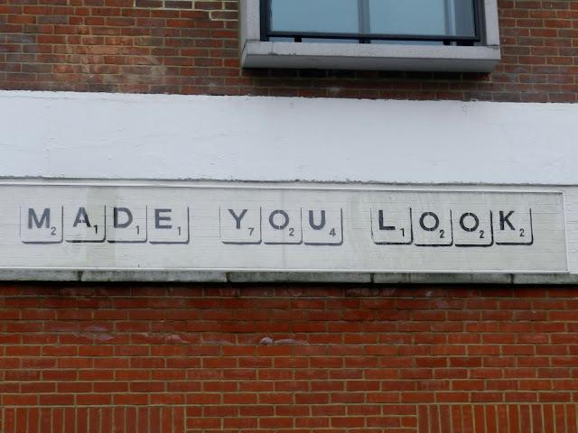 Portobello Road Market Banksy