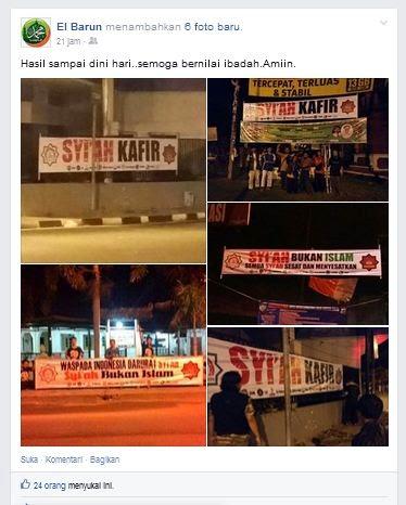 Syiah Memang Bahaya, Tapi Indonesia Darurat Wahabi