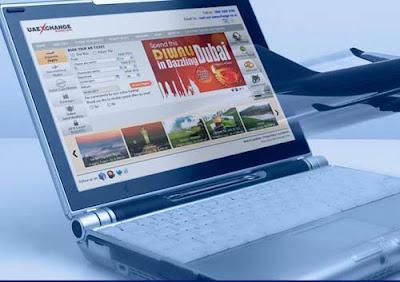 Bisnis tiket online yang menjanjikan. Gambar dari Internet