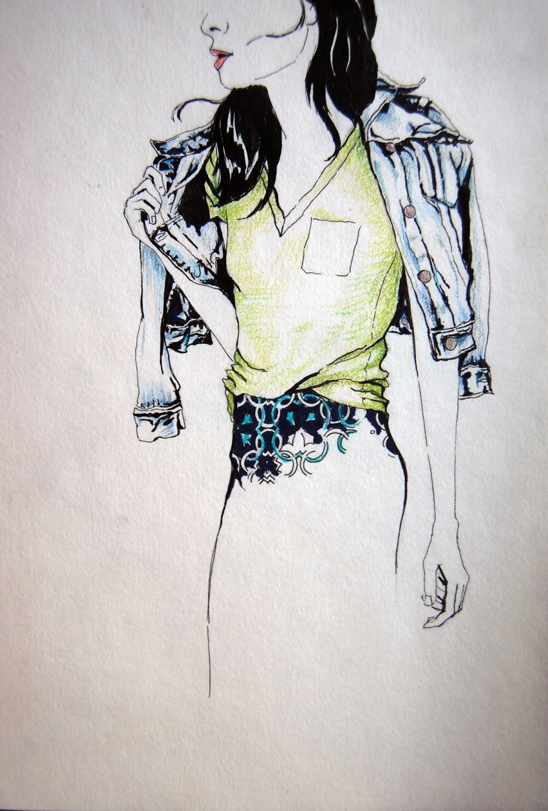 j.crew drawing