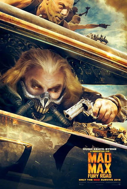 Mad Max Fury Road 2015 Dual Audio [Hindi Eng] HDCAMRip 400mb