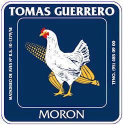 Patrocinador del CB Morón Tomás Guerrero