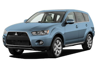 Mitsubishi Outlander Chrome photo gallery