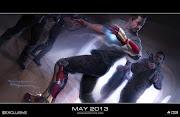 Iron Man 3's Concept Art (hr iron man )