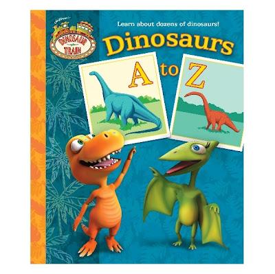 Dinosaur Train book