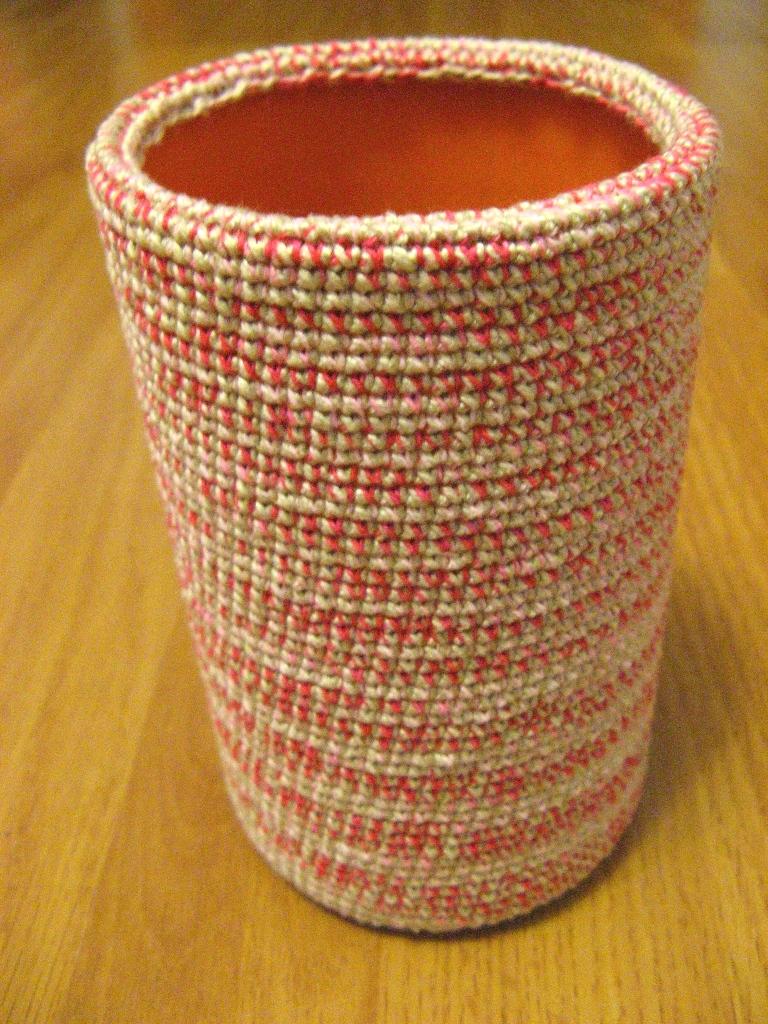Вязание крючком: вяза для декора детской комнаты.