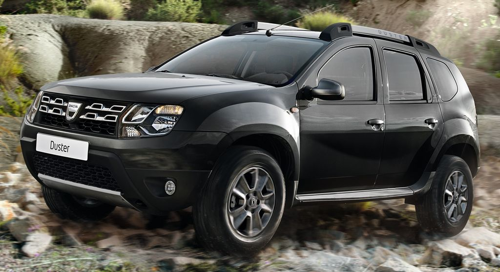 moto custom dacia duster 2015 pregi e difetti. Black Bedroom Furniture Sets. Home Design Ideas