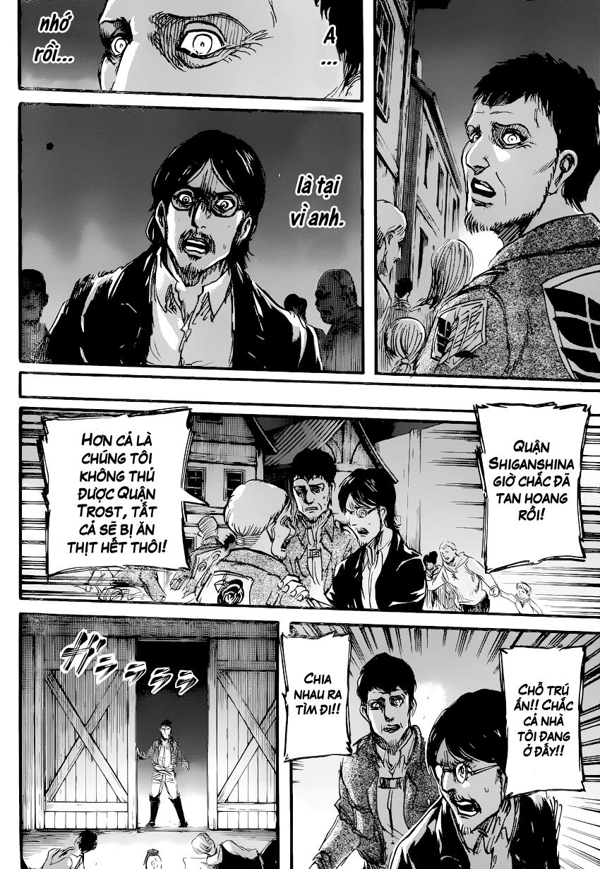 Shingeki no Kyojin Chap 71 - Trang 30