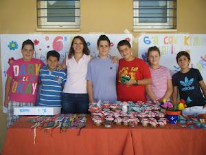 Mercadillo solidario 2011