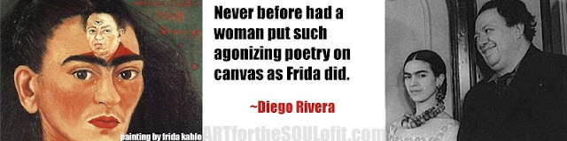 diego rivera quote never before had a woman...
