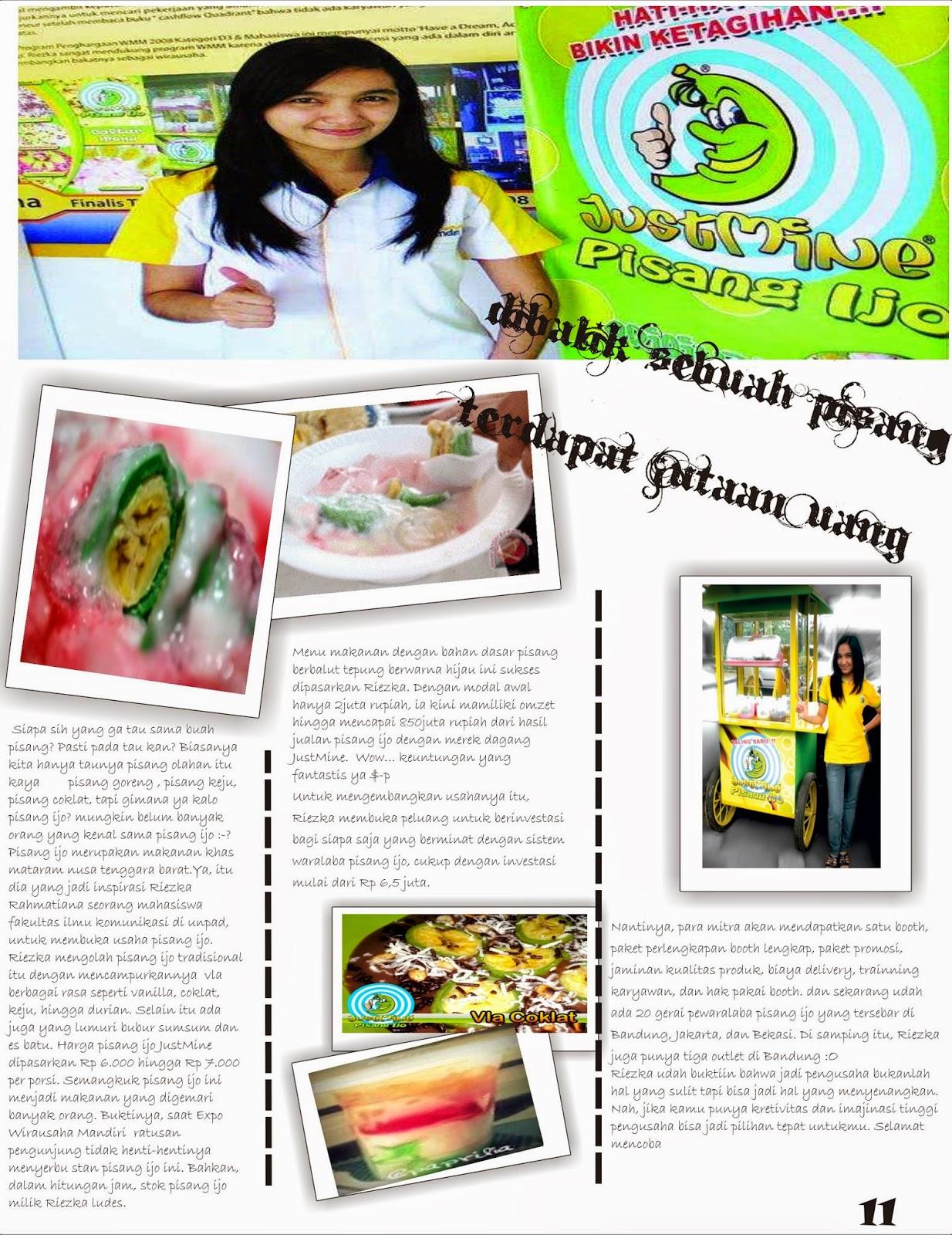 Contoh Layout Majalah Desain Layout Majalah
