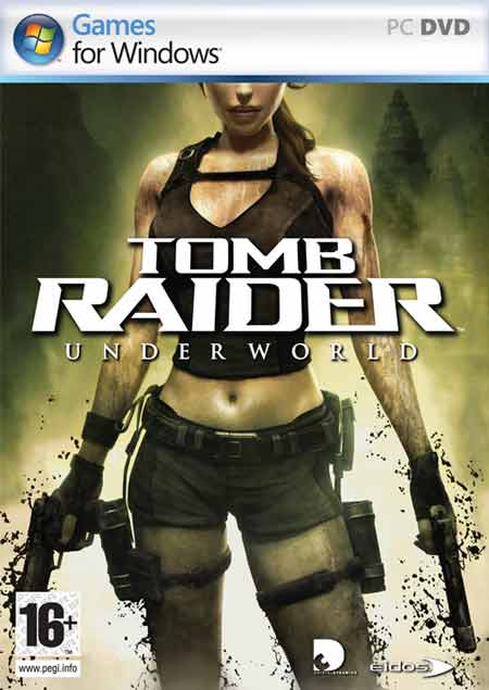 900 Tomb Raider Underworld PC Game