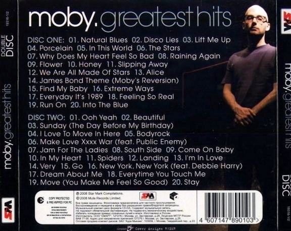 Download Lagu DjBenny Moby - Greatest Hits Full Album Zip