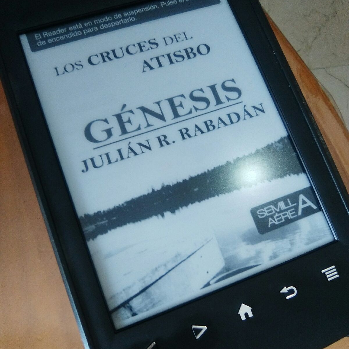 ebook Los Cruces del Atisbo: Genesis