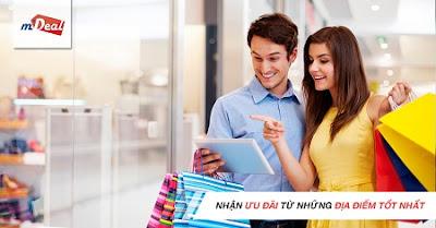 Cách nhận ưu đãi từ dịch vụ mDeal Mobifone
