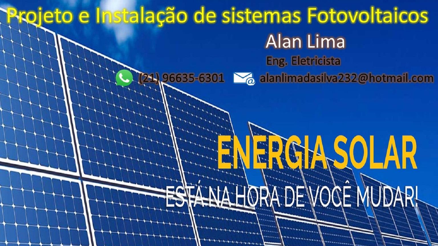 FAÇA SEU PROJETO DE ENERGIA SOLAR