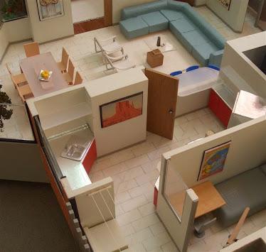 Apartamento Modelo de Altos de Oro