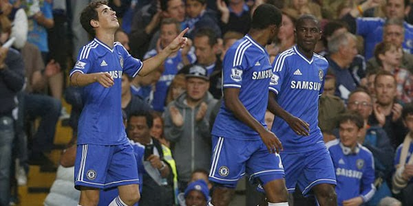 Video Gol Chelsea vs Fulham 21 September 2013