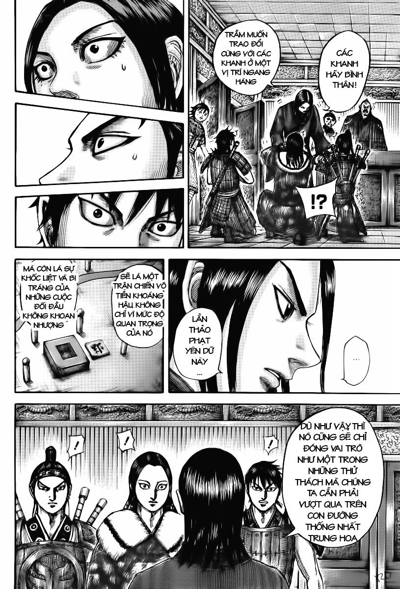 Kingdom – Vương Giả Thiên Hạ (Tổng Hợp) chap 497 page 15 - IZTruyenTranh.com