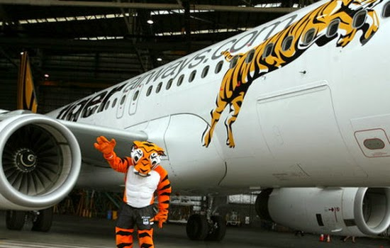 Xuất ngoại cùng Tiger Air Việt Nam