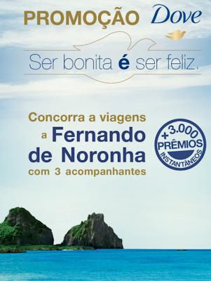 """PROMOÇÃO DOVE """"SER BONITA É SER FELIZ"""""""