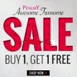 Zivame: Buy Penny Women's Innerwear Buy 1 Get 1 Free from Rs. 235