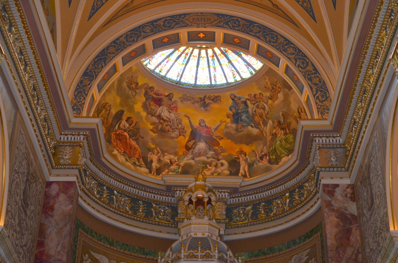 Basilica of St Josaphat Milwaukee