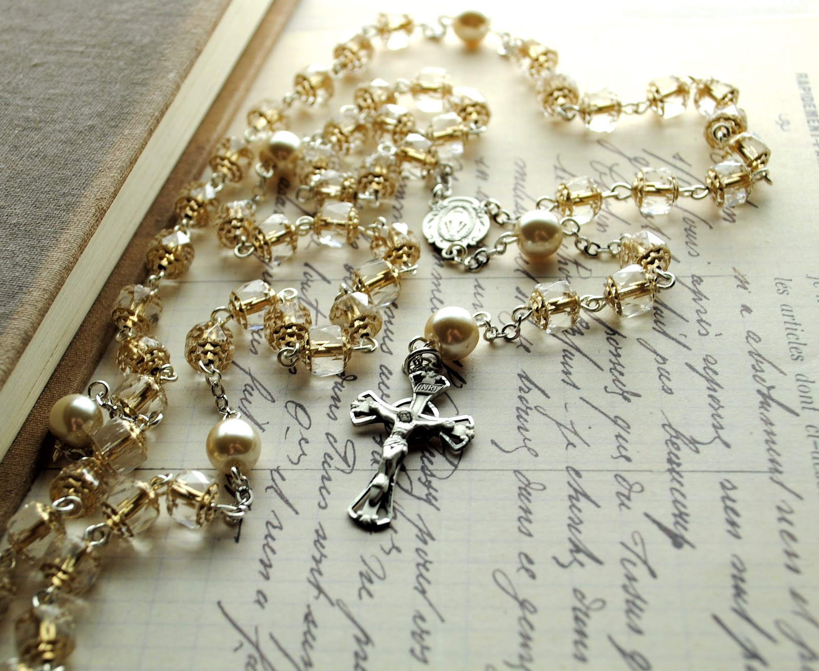 The Adorned Article Jewelry Presenting Adorned Rosaries