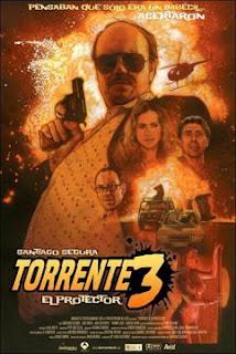 Torrente 3 en Español Latino