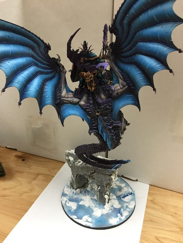 What's On Your Table: Tzeentch Warriors of Chaos