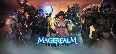 новая браузерка Magerealm