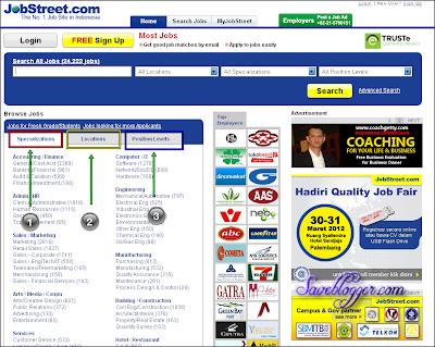 Jobstreet.co.id Lowongan Kerja Terbaru