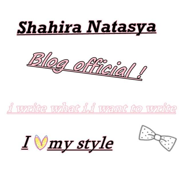 Tasya blog ..