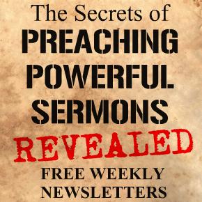 Preaching Secrets #ads