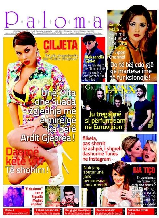 Revista PALOMA - 11 Janar 2014