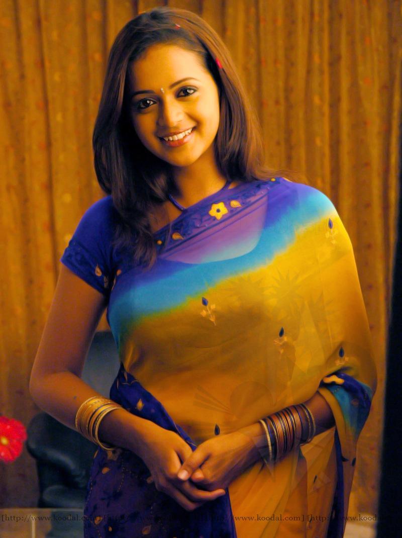 Bhavana wet dress pictures